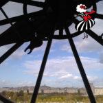 見て、オルセー美術館から夢のパリ!(フランス、パリ)